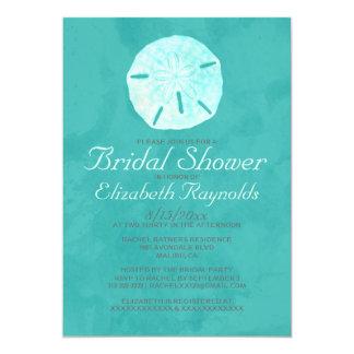 Country Sand Dollar Bridal Shower Invitations Custom Invites