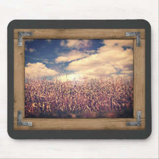 Country Scene Mouse Pad
