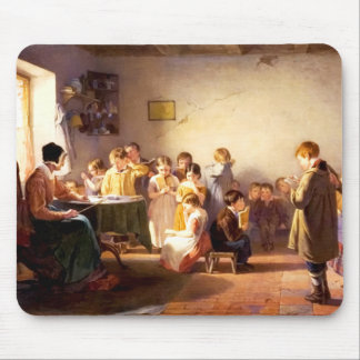 """""""Country School"""" by Winslow Homer. Gift Mousepads"""