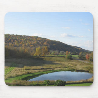 Country Setting Mousepad