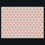 """Country Shabby Chic Floral Flowers Tissue Paper<br><div class=""""desc"""">This is a beautiful shabby chic romantic patter. This makes the perfect gift for a birthday,  Christmas,  or other special occasion.</div>"""
