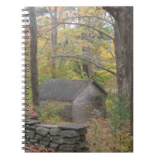 Country Shed Notebook