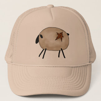 Country Sheep Trucker Hat