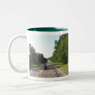 Country side ride coffee mugs