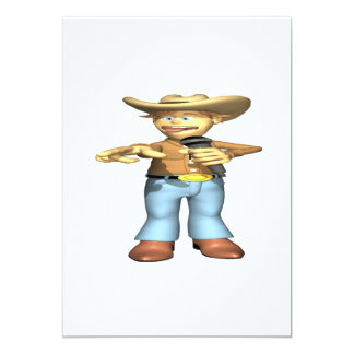 Country Singer 3 Card