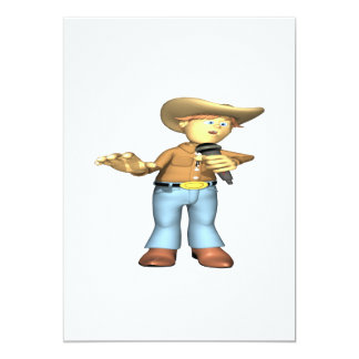 Country Singer 4 Card
