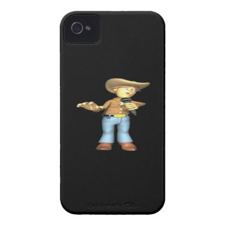 Country Singer 4 iPhone 4 Case-Mate Case