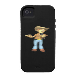 Country Singer 4 Vibe iPhone 4 Cases