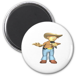 Country Singer 4 Refrigerator Magnets