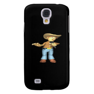 Country Singer 4 Samsung Galaxy S4 Case