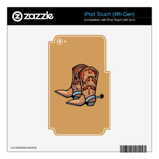 Country Skin For iPod Touch 4G