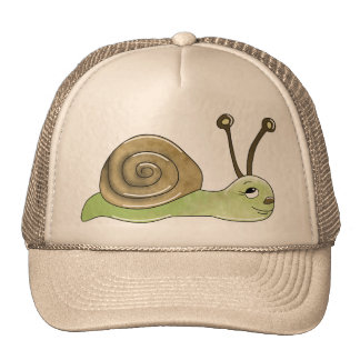 Country Snail Trucker Hat