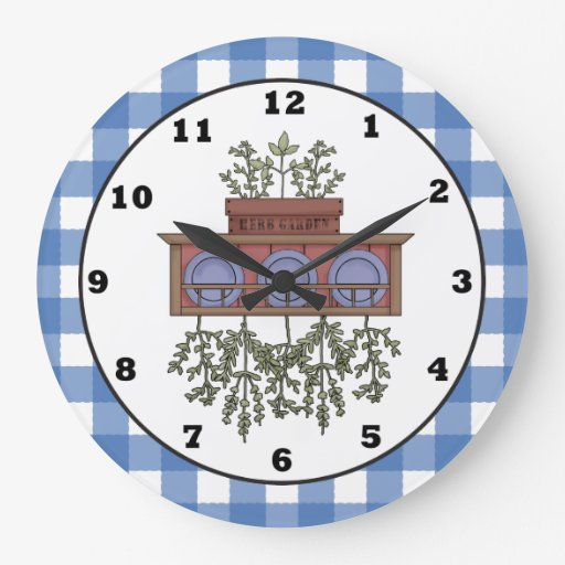 Country Clocks, Country Wall Clock Designs