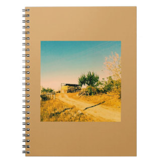 Country Spiral Notebook