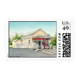 Country Store Stamp