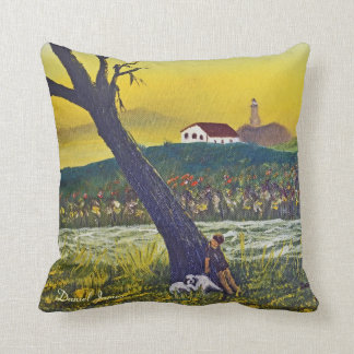 Country Stream pillow