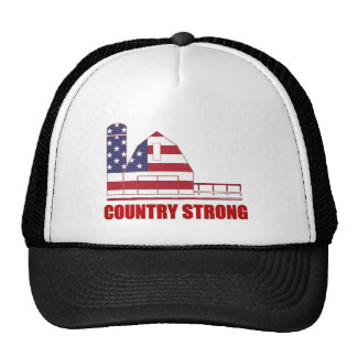 Country Strong USA Trucker Hat