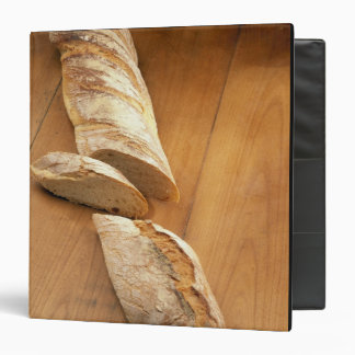 Country-style baguette For use in USA only.) 3 Ring Binder