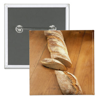 Country-style baguette For use in USA only.) Button