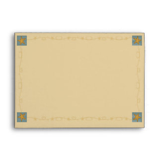 Country Style Envelopes