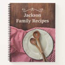 Country Style Family Recipe Book
