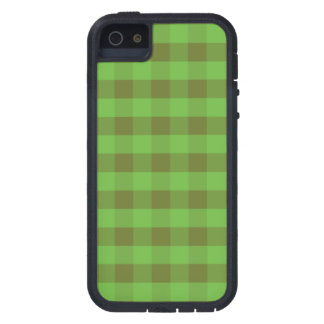 Country-style Green Check, iPhone 5/5s Xtreme Case