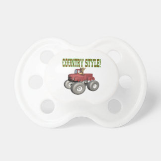Country Style Pacifiers