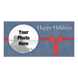 Country Style Photo Christmas card Photo Card