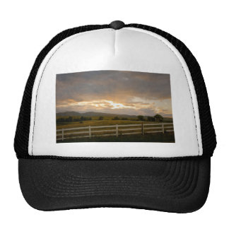 Country Sunset Trucker Hat