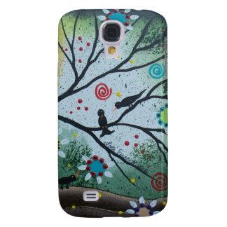 Country Swirl, By Lori Everett Galaxy S4 Case