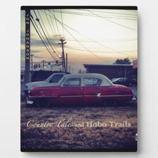 Country Tales and Hobo Trails Display Plaques