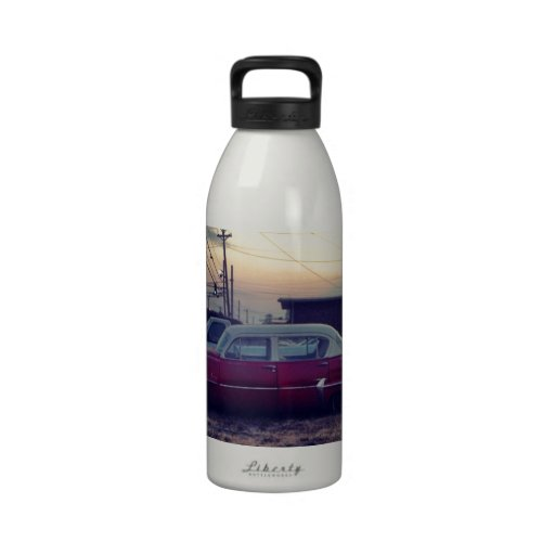 Country Tales and Hobo Trails Drinking Bottle