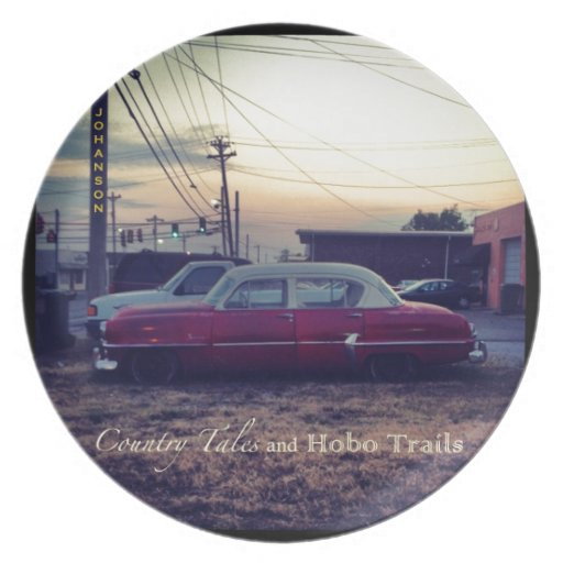 Country Tales and Hobo Trails Plates