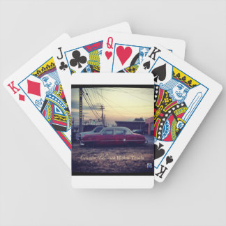 Country Tales and Hobo Trails Bicycle Card Deck