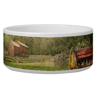 Country - The crops almost ready Bowl