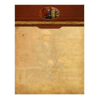 Country - The farmhands Customized Letterhead