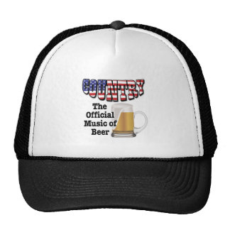Country: The Official Music of Beer Trucker Hat