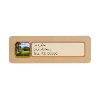Country - The pasture Labels