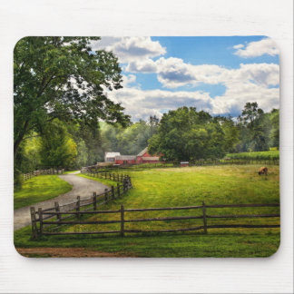 Country - The pasture Mouse Pad