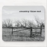 Country Time Out Mousepad