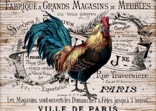 Country Rooster Posters Photo Prints Zazzle