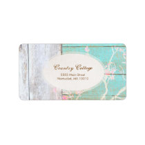 Country Vintage, Shabby, Rustic Wood Chic Boutique Label