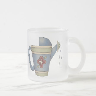 Country Watercan Mugs