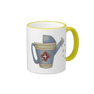 Country Watercan Mug