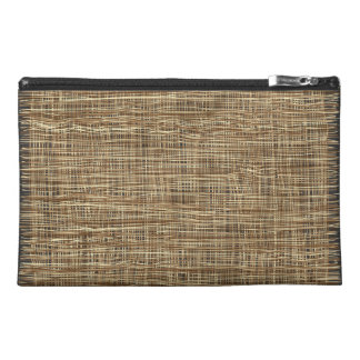 Country Weave Travel Accessory Bag