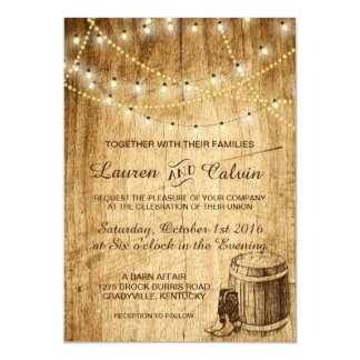 Western Wedding Invitations Amp Announcements