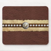 Country Western BLING Mouse Pad