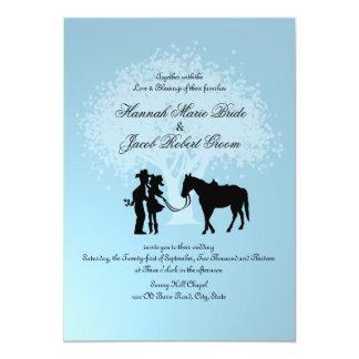 Country Western Fairytale Card