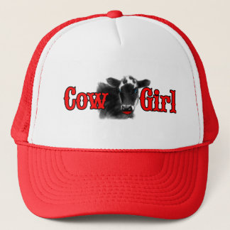 Country Western Fun for the Cowgirl Trucker Hat