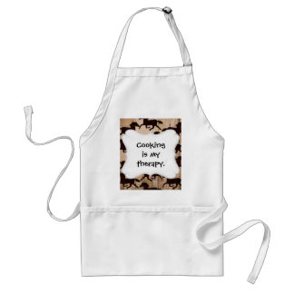 Country Western Horses on Barn Wood Cowboy Gifts Adult Apron